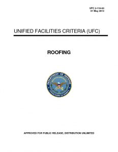 See page 12. thumbnail of ufc-military-specs-roofing-01may2012  sc 1 st  TriVAN Roofing & Why TriVAN Roofing? memphite.com