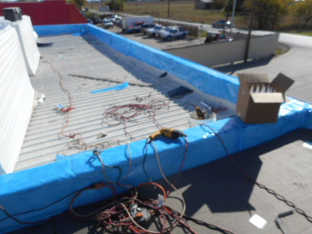 Commercial Roofing Information